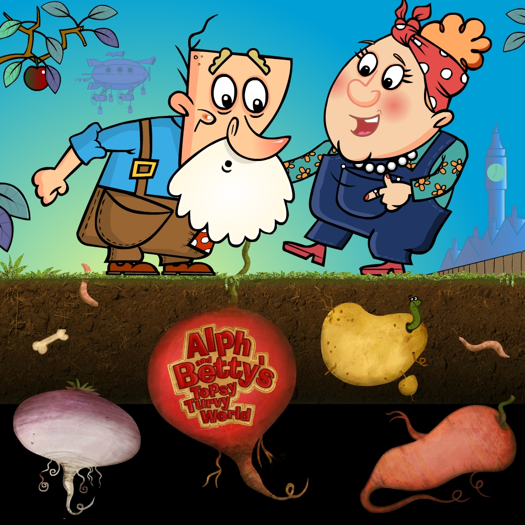 mzl.grkkjzlr Alph and Bettys Topsy Turvy World by Electric Circus Ltd   Review